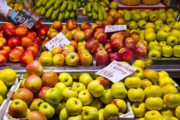tienda de frutas