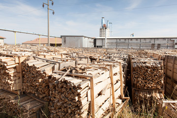 wood factory