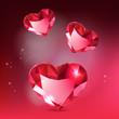 Tree Diamond Hearts