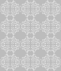 Grey Seamless pattern