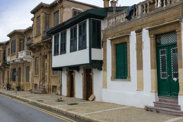 North Cyprus - Ottoman houses, Arabahmet Quarter of Nicosia