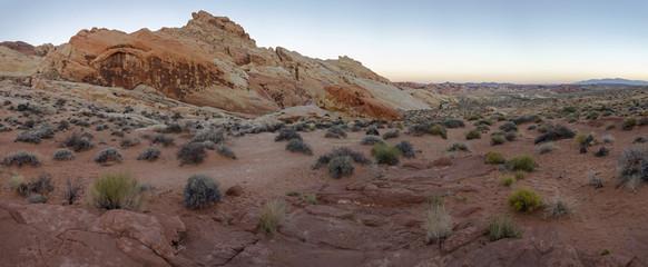 Valley of Fire - Wüste