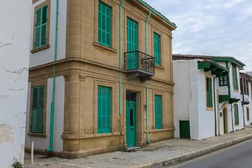 North Cyprus - Ottoman house, Arabahmet Quarter of Nicosia