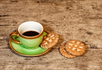 caffe e frollini