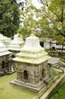 Small temples near Pashupatinath Temple, nepal