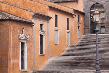 Stairway Rome
