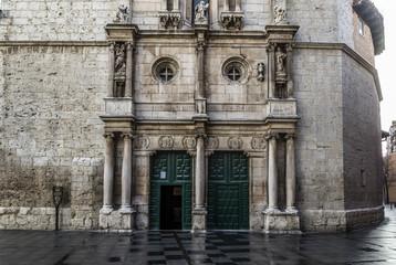 Valladolid  iglesia