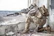Leinwandbild Motiv United States Army ranger