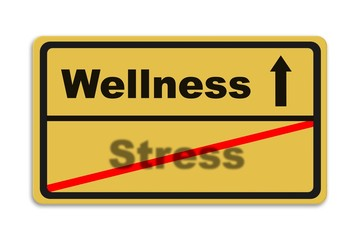 Wellness-Stress