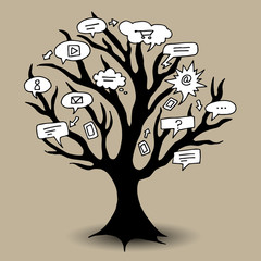 Communication Tree