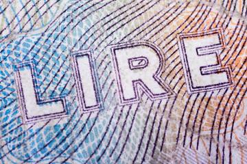 Italienische Lira