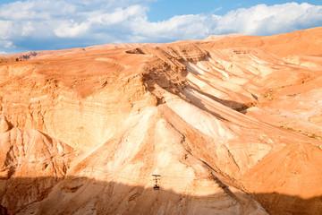 Desert mountain scenic