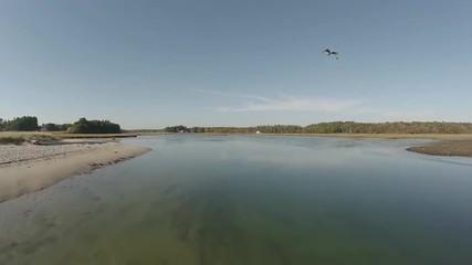 Maine Aerial Estuaries