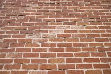 煉瓦造りの壁