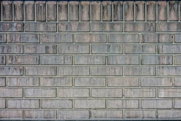 Grunge old block wall