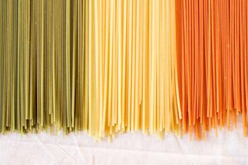 Italian pasta spaghetti