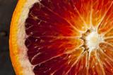 Organic Raw Red Blood Oranges