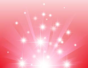 ピンク輝き9