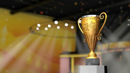 golden winner cup