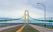 Crossing the Straits of Mackinac - 76461355