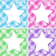 Stars template