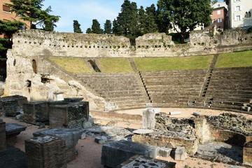 Teatro Romano di Trieste - Trieste - Italien