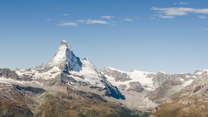 Zermatt, Bergdorf, Alpen, Walliser Berge, Bergsport, Schweiz