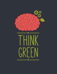 eco friendly brain
