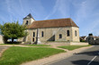 France, the picturesque village of  Sagy in val d oise