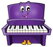 Piano theme image 1 - 76467931