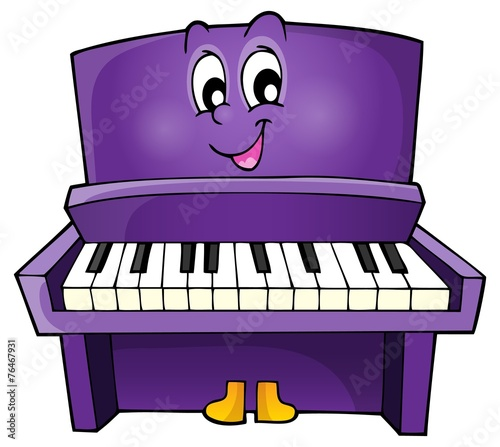 Piano theme image 1 - 76467931