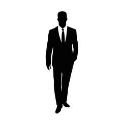 businessman_figure_standing_front_vector