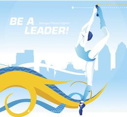 be a leader_balet