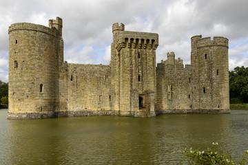 Bodiam castle south side