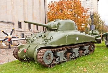 American Medium Tank Sherman M4A1