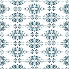 Vector ornamental pattern