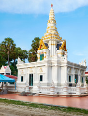 Buddist temple at Nai Harn, Phuket