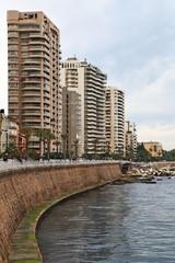 Beirut Seaside Promenade