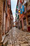 Rovinj's medieval old town, Croatia - 76476178