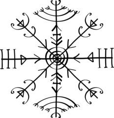 Veldismagn, Fortune & Protection Symbol, Iceland