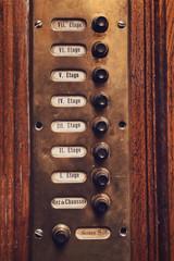 ascenseur ancien étages