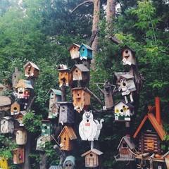 Fairy Birdhouses