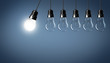 Energiesparlampe / Glühbirnen - 76477144