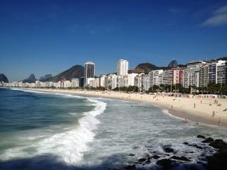 Copacanana, Rio de Janeiro