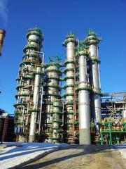 Atmospheric vacuum distillation