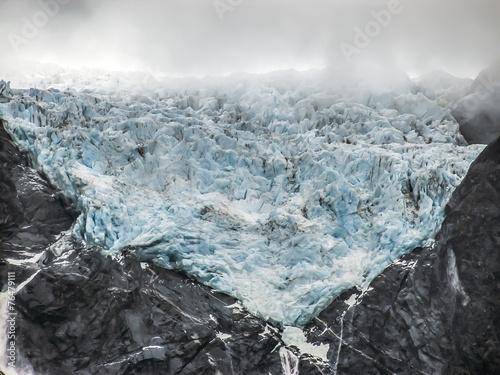 Fotobehang Gletsjers Gletscher Ventisquero Colgante Queulat