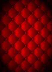 Hintergrund Leder rot
