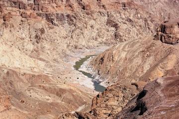Zweitgrößter Canyon der Welt - Fish River Canyon - Namibia