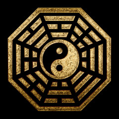 Pagua Yin Yang, China, Symbol Of Reality