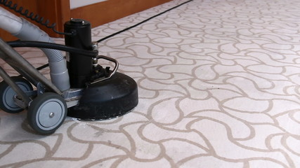 Hotel Carpet Washing Machine - Hotel cleaning service